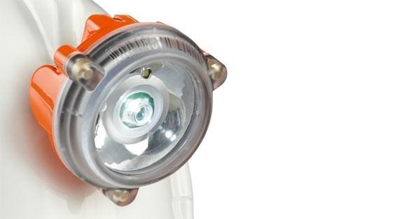 Cap Lamps Polaris Zetec